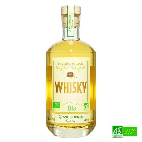 Whisky des Alpes Tradition bio
