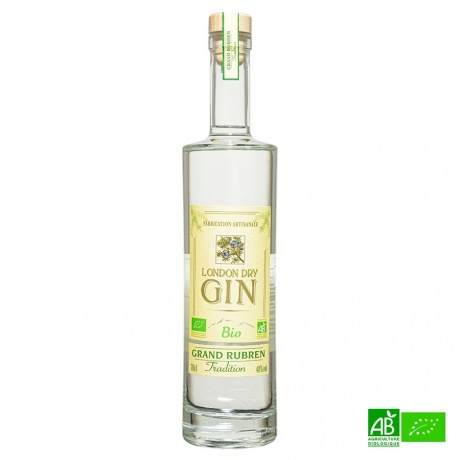 Gin bio London dry