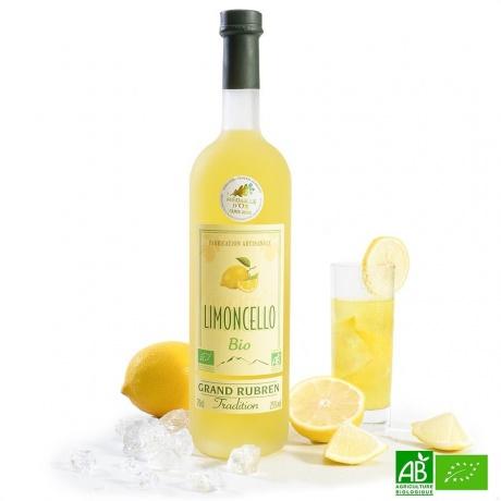 Limoncello - Le Grand Rubren