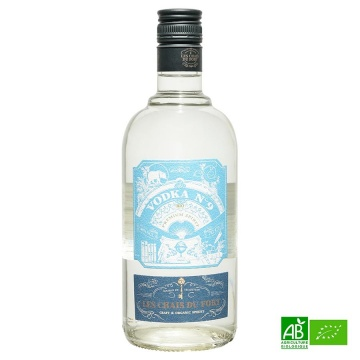 VODKA BIO N°9 Premium Spirit 70cl