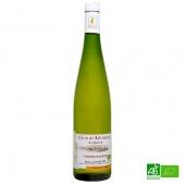 Gewurztraminer AOC bio Vin d'Alsace Domaine du Bollenberg 75cl
