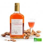 Amaretto bio liqueur d'amandes 70cl