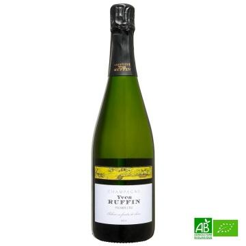 Champagne bio Yves RUFFIN brut premier cru