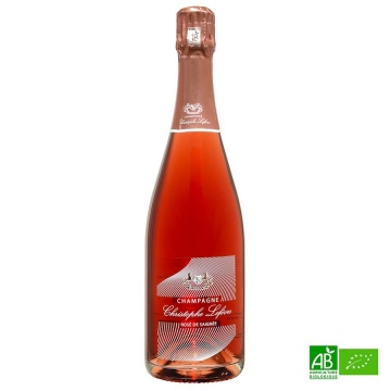 Champagne Bio C.LEFEVRE Rosé de Saignée 75cl