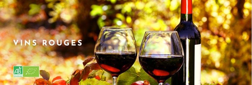 Vins Rouges bio