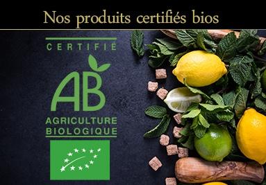 Alcools bio Naturopolis